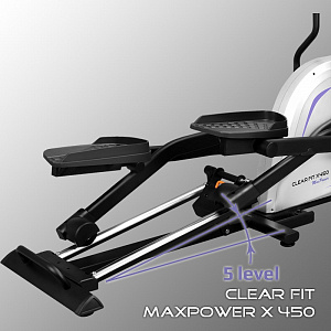 Clear Fit MaxPower X 450